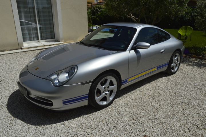PORSCHE 911 CARRERA COUPE 996
