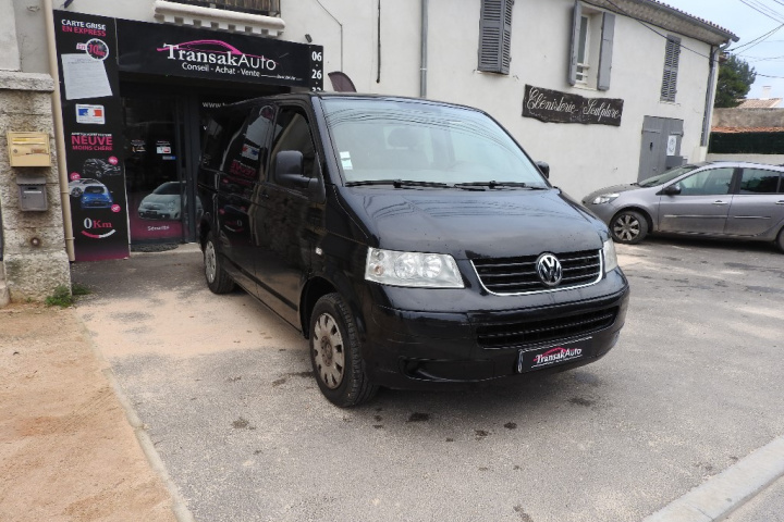 VOLKSWAGEN TRANSPORTER CHASSIS DBLE CAB